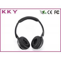 China Professional Bluetooth 4.0 Stereo Headset Waterproof With CSR8635 Chipset wholesale