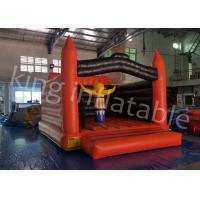 China Family Funny Inflatable Jumping Castle Anti - Crack For Entertainment  and Joy wholesale