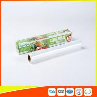 China Kitchen Food Safe PE Cling Film Stretch For Cooking / Food Keeping Clean wholesale