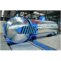 China Composite Autoclave with automatic PLC controlling system and safety interlock on sale