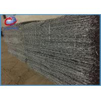 China Welded Mesh Gabions Wall Cages , Rock Gabion Baskets Weave Processing wholesale