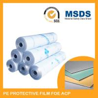 China Waterproof Self Adhesive Protective Film For Aluminum Composite Panel wholesale