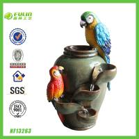 China Unique Resin Indoor Water Fountain on sale