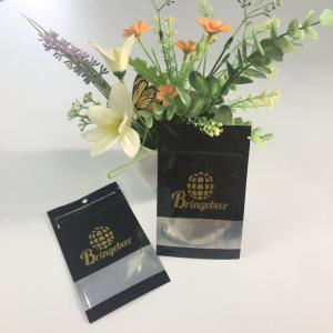 China Herbal Incense  Aluminum Foil Bags Runtz Plastic Gravnre Printing With Window wholesale