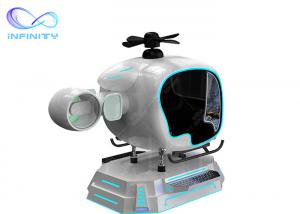 China 2020 Vr Flight Simulator Cockpit Aircraft 9d Vr Airplane Full Flying Games Machine wholesale