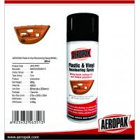 China 400ml Quick Dry Spray Paint , Automotive Aerosol Paint Direct To Plastic wholesale