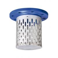 China Inlet Filter Flanged Suction Strainer , Stainless Steel Basket Strainer wholesale