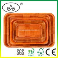 China China Bamboo & Wooden Food Serving Tray for Kitchen, Cutlery, Fruit, Tea wholesale