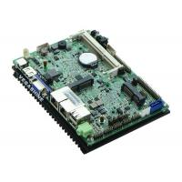 "China Low Power Industrial PC 3.5"" inch 6 COM , 6 USB , 2 LAN fanless Motherboard wholesale"