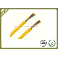 China GJFJV 8Core indoor fiber optic cable SM Bundle type with tight buffer wholesale