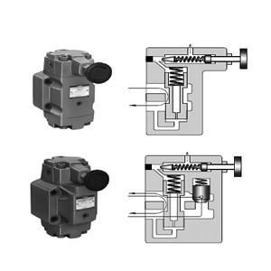 China Yuken RT/RG/RCT/RCG Series Pressure Control Valves wholesale