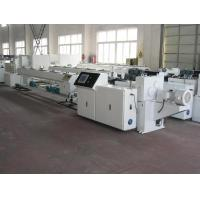 China Planetary  Cutting PVC Pipe Extrusion Line , Air Cooling System wholesale