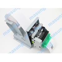 China Kiosk Ticket Thermal Printer 80 mm Integrated Paper Presenter DC 24V / 2.5A wholesale