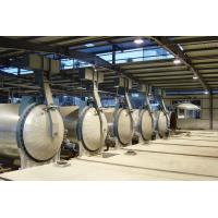 China Industrial Insulated AAC Autoclave With Autoclaved Aerated Concrete Block ASME standard wholesale