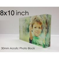 China 2016 new invention diy perpex acrylic photo blocks for wholesale wholesale