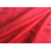 China Crystal Super Soft Minky Plush Fabric Polyester Velboa Fabric For Bedding Article wholesale