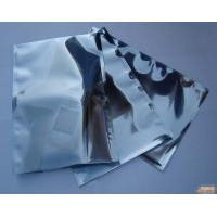 China Firm Lamination Aluminum Foil Bags Anti Static Hot Sealing Transparent ESD wholesale