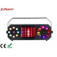 China Laser 3 in 1 LED Effect Light 62 W 50Hz / Party Stage Lights wholesale
