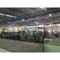 China Horizontal Metal Cutting Machine Double Uncoiler For Steel Coil Cut wholesale
