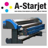 China Epson DX5 Eco Solvent Printer A-Starjet 5.0 and 1.8M on sale