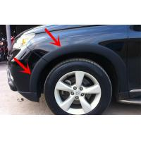 China Customized Wheel Arch Flares Lexus RX270 / 350 450 2009 2012 Wheel Arches wholesale