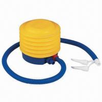 Buy cheap Foot pump with spring from wholesalers