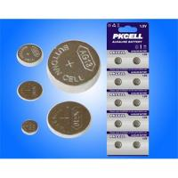 China Alkaline Button cell battery wholesale