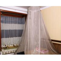 China emf shielding silver coated nylon mesh for bed canopy, electromagnetic shielding fabric 55DB wholesale