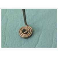 China Mini Coiled Heating Elements Type J Thermocouple Wire For Food Making Machinery wholesale