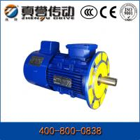 China 1HP 2HP 3HP Induction Ac Motor Single Phase 3 Phase Electric Motors IP44 / IP54 wholesale