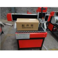 China Jinan China 3D carving mini cnc router 6090 ! small engraving and cutting machine wholesale