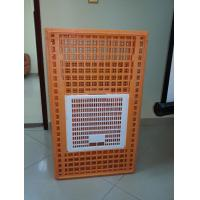 China Cheap Plastic Circulating Chicken Crate for Chicken Transport for sale wholesale