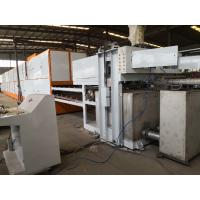 China 2500pcs/h Capacity Reciprocating Type Paper Egg Tray Machine Production Line Controlled By Computer on sale