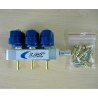 China LPG/CNG 3cyl Rail Injector for sequential injection system wholesale