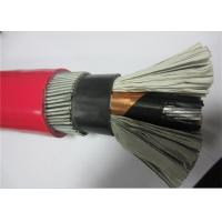 Medium Voltage 3 Core Steel Wire Armoured Cable For Underground