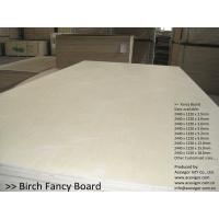 China Birch Fancy Plywood 1220 x 2440mm wholesale