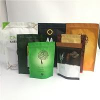 China Mylar Customized Tea Bags Packaging Aluminum Foil Stand Up Gravure Printing wholesale
