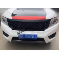 China Navara NP300 4x4 Accessories Car Front Grille Black Grille 2018 Style wholesale