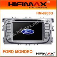 China 6.2''Car DVD GPS(DVB-T Optional)for Ford Mondeo/Focus/S-MAX wholesale