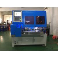 China VDE French Plug Insert Automatic Crimping Machine With ROHS Certification wholesale