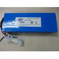 China 25.9V (working from 21V-29.4V) 13.2Ah Lithium Polymer Battery Pack for medical equipment wholesale
