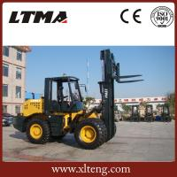 Top supplier LTMA 5 ton wheel loader with weichai engine and high quality and good service.