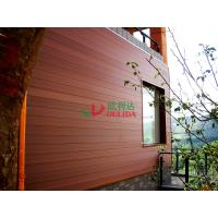 China Durable High Grade WPC Exterior Wall Cladding Corrosion Resistance Fading Resistance wholesale