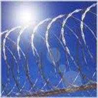 China BTO-10 razor-sharp steel blade and high-tensile wire Razor Barbed Wire Fence on sale