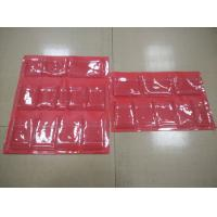 China Industrial Use Type PVC plastic tool cover bag . Blue and clear PVC.Size is 41*48cm and 56*48cm wholesale