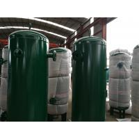 China Custom Steel Water Storage Tanks , 232psi Stainless Steel Hot Water Storage Tank wholesale