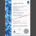 Hangzhou FASEC Buildings Co.,Ltd. Certifications