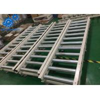 China SS304 Roller Automated Conveyor Systems , Industry Production Conveyor Systems on sale