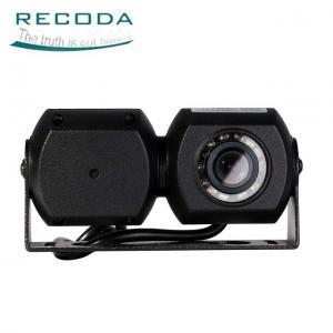 China Waterproof Car Reversing Camera Night Vision Dual Lens Cube 2.0 Megapixel wholesale