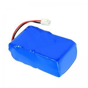 China Custom 18650 8000mAh 12V Deep Cycle Battery CC CV Lithium Ion wholesale
